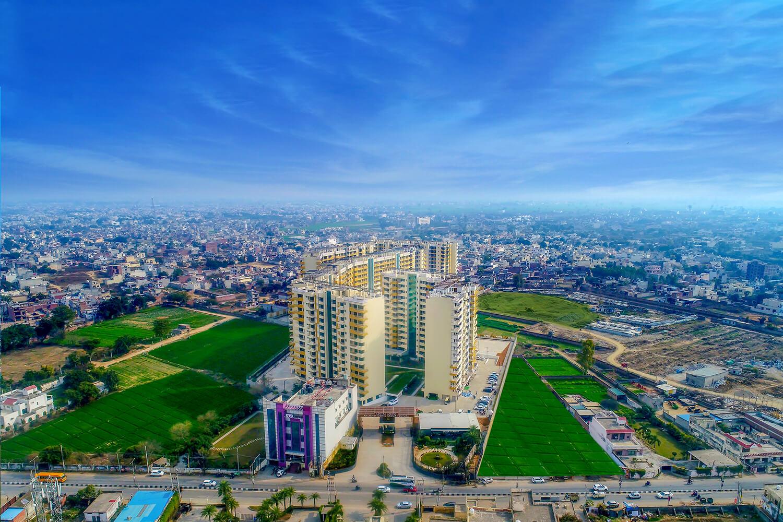 centra greens apartments Ludhiana