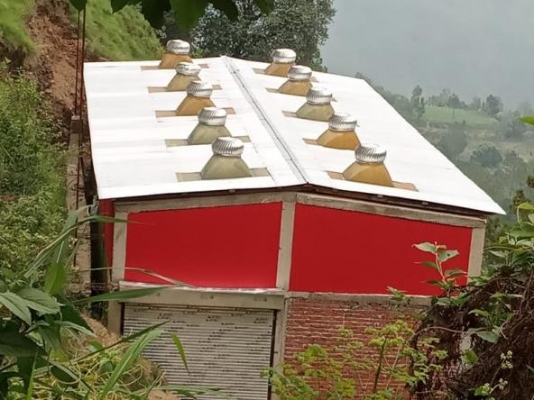 Factory Property for Sale at Village Manglachi -Theog - Shimla